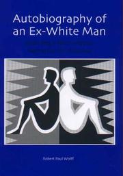 Cover of: Autobiography of an ex-white man: learning a new master narrative for America