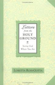 Cover of: Letters from the holy ground | Loretta Ross-Gotta