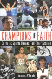 Cover of: Champions of Faith | Thomas A. O