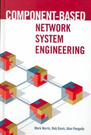 Cover of: Component-based network system engineering |