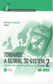 Cover of: Towards a Global 3G System