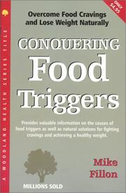 Cover of: Conquering Food Triggers (Woodland Health Series) | Mike Fillon