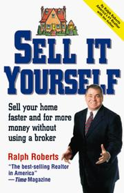 Cover of: Sell It Yourself