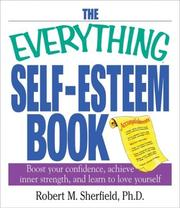 Cover of: The Everything Self-Esteem Book