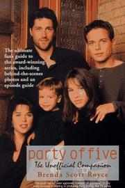 Cover of: Party of five | Brenda Scott Royce