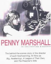 Cover of: Penny Marshall | Lawrence Crown