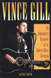 Cover of: Vince Gill