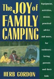 Cover of: The joy of family camping