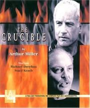 Cover of: The Crucible |