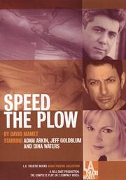 Cover of: Speed the Plow (L.A. Theatre Works Audio Theatre Collection)