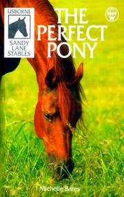 The Perfect Pony (Sandy Lane Stables) by Michelle Bates