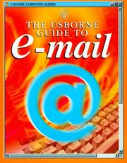 Cover of: Usborne Guide to E-Mail