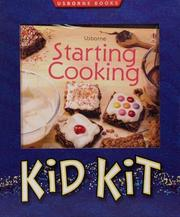 Cover of: Starting Cooking Kid Kit | Gill Harvey