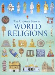 Cover of: The Usborne Book of World Religions |