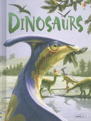 Cover of: Dinosaurs (Usborne Beginners) | Stephanie Turnbull