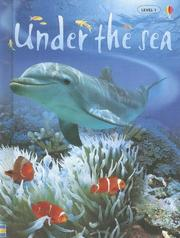 Cover of: Under the Sea (Usborne Beginners) |