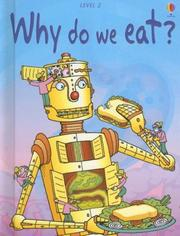 Cover of: Why Do We Eat? |