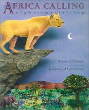 Cover of: Africa Calling, Nighttime Falling