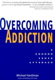 Cover of: Overcoming addiction