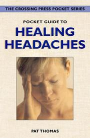 Cover of: Pocket guide to healing headaches