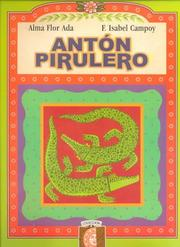 Cover of: Antón pirulero