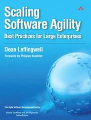 Cover of: Scaling Software Agility