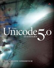 Cover of: Unicode Standard, Version 5.0, The (5th Edition) | The Unicode Consortium