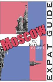 Cover of: Expat guide, Moscow