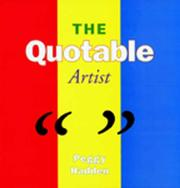 Cover of: The Quotable Artist