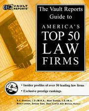 Cover of: Law Firms | Mark Oldman, Marcy Lerner, Edward Shen, Dough Cantor, Michael Hasday