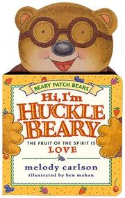Cover of: Hi, I'm Hucklebeary