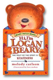 Cover of: Hi, I'm Logan Beary