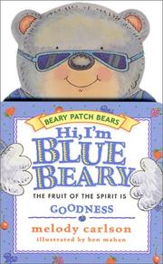 Cover of: Hi, I'm Bluebeary
