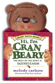 Cover of: Hi! I'm Cranbeary