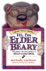 Cover of: Hi, I'm Elder Beary
