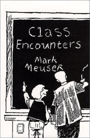 Cover of: Class encounters