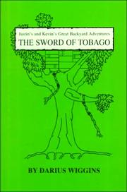 Cover of: The sword of Tobago