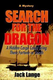 Cover of: Search for the dragon
