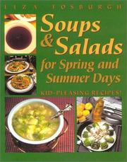 Cover of: Soups & Salads for Spring and Summer Days
