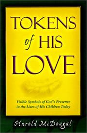 Cover of: Tokens of His Love