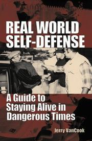 Cover of: Real World Self-Defense
