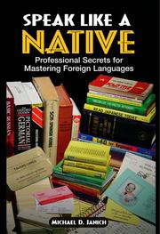 Cover of: Speak like a native