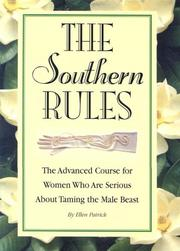 Cover of: The Southern rules