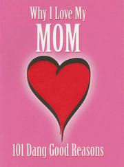 Cover of: Why I Love My Mom