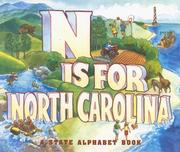 Cover of: N Is for North Carolina | E. J. Sullivan