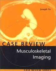 Cover of: Musculoskeletal Imaging | Joseph S. Yu