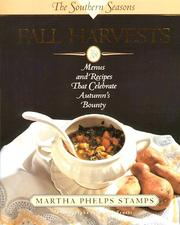 Cover of: Fall harvests | Martha Phelps Stamps