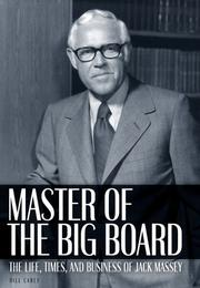 Cover of: Master of the Big Board