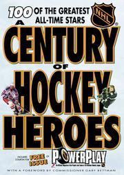 Cover of: A Century of Hockey Heroes (NHL)