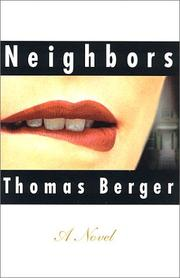 Neighbors by Thomas Berger